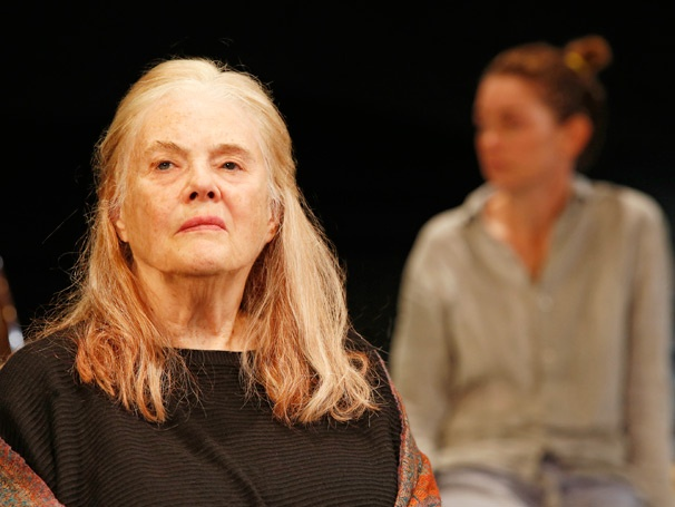 Heartless Show Photos - Lois Smith - Julianne Nicholson