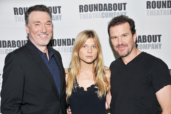 Cyrano de Bergerac  Meet and Greet - Patrick Page  Clemence Poesy  Douglas Hodge