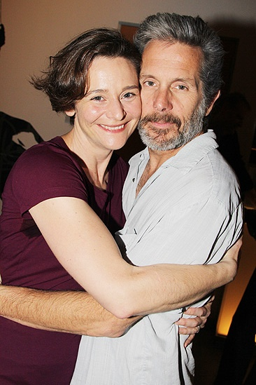 Heartless  Opening Night  Jenny Bacon  Gary Cole