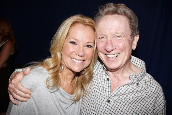 'Scandalous' Press Event — Kathie Lee Gifford – George Hearn