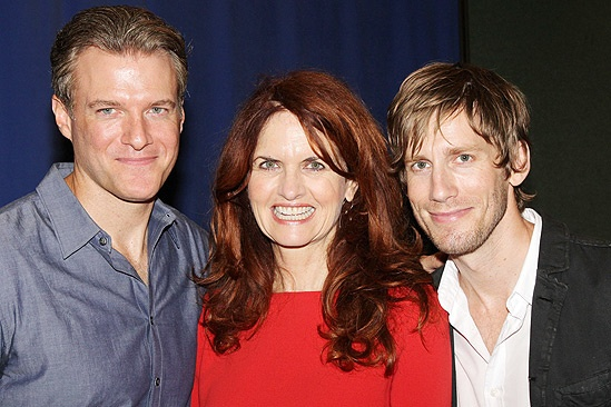 'Scandalous' Press Event — Edward Watts – Candy Buckley – Andrew Samonsky