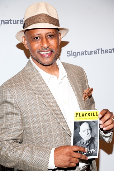 The Train Driver  Opening Night  Ruben Santiago-Hudson