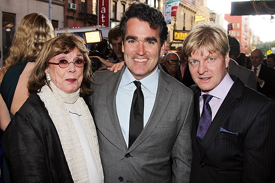 Chaplin – Opening Night – Phyllis Newman – Brian D'Arcy James – Christopher Curtis