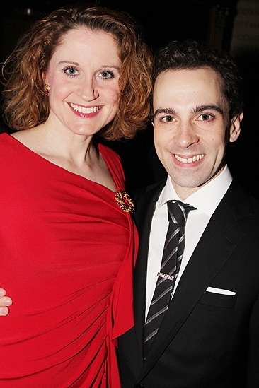 Chaplin – Opening Night – Christiane Noll – Rob McClure