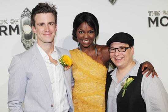 'Book of Mormon' LA Opening—Gavin Creel—Samantha Marie Ware—Jared Gertner