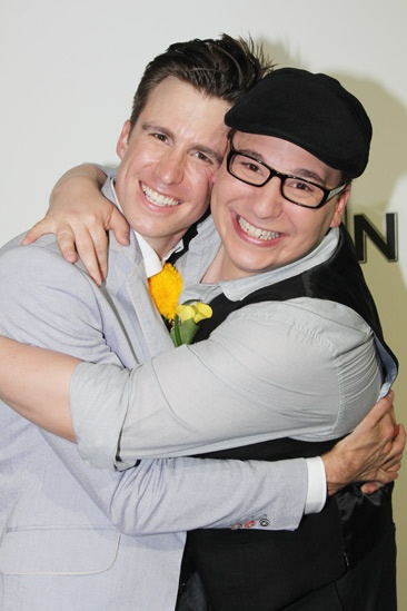 Book of Mormon LA OpeningGavin CreelJared Gertner