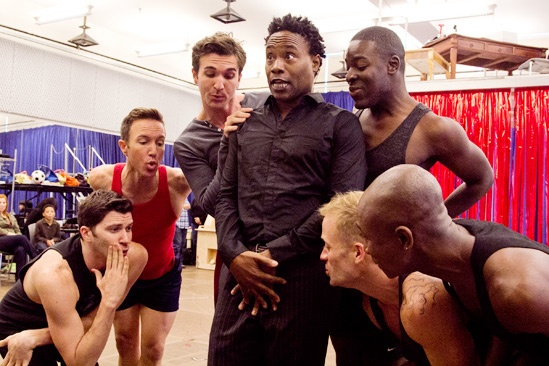 Kinky Boots- Joey Taranto- Paul Canaan- Charlie Sutton- Billy Porter- Kyle Taylor Parker- Kyle Post- Kevin Smith Kirkwood