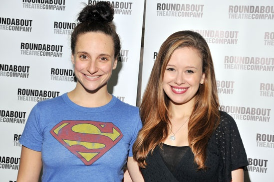 'Bad Jews' Meet and Greet—Tracee Chimo—Molly Ranson