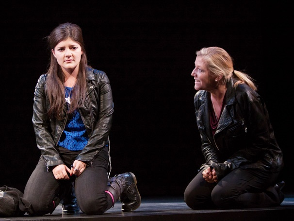 Show Photos - Harper Regan - Madeleine Martin - Mary McCann