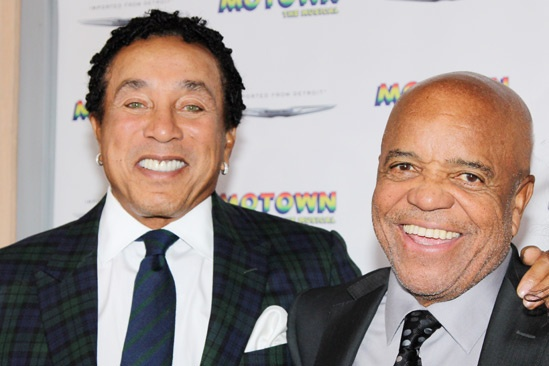 Motown Preview — Smokey Robinson — Berry Gordy