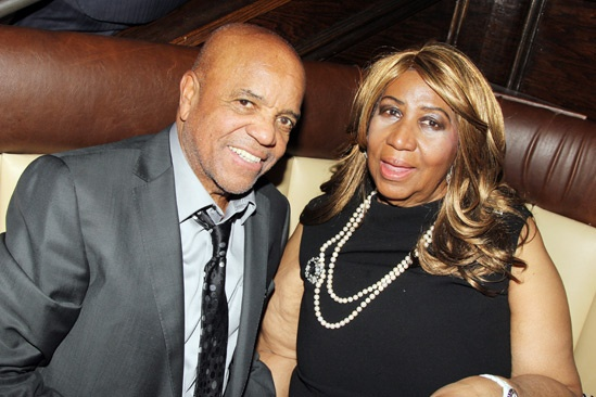 Motown Preview — Berry Gordy — Aretha Franklin