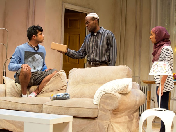 Show Photos - Modern Terrorism - Utkarsh Ambudkar - William Jackson Harper - Nitya Vidysagar