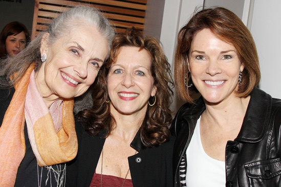 Atlantic Theater Company Reopening- Mary Beth Peil- Betsy Aidem- Carolyn McCormick