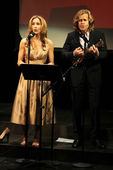 Atlantic Theater Company Reopening- Felicity Huffman- William H. Macy