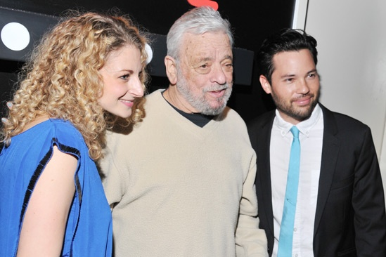 'Marry Me a Little' Opening Night — Lauren Molina — Stephen Sondheim — Jason Tam