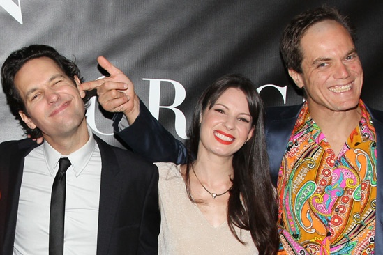 Grace  Opening Night  Paul Rudd  Kate Arrington  Michael Shannon