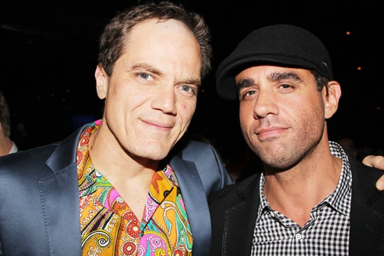 Grace  Opening Night  Michael Shannon  Bobby Cannavale