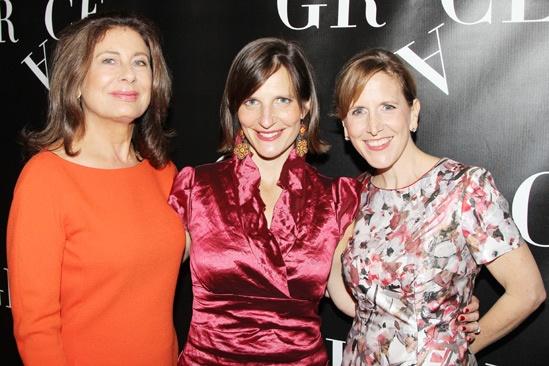 Grace – Opening Night – Paula Wagner – Debbie Bisno – Kristin Caskey