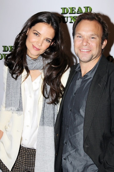 'Dead Accounts' Meet and Greet — Katie Holmes — Norbert Leo Butz