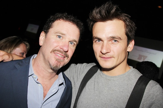 'Cyrano de Bergerac' Opening Night — Douglas Hodge — Rupert Friend