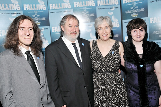 Falling- Deanna Jent and Family