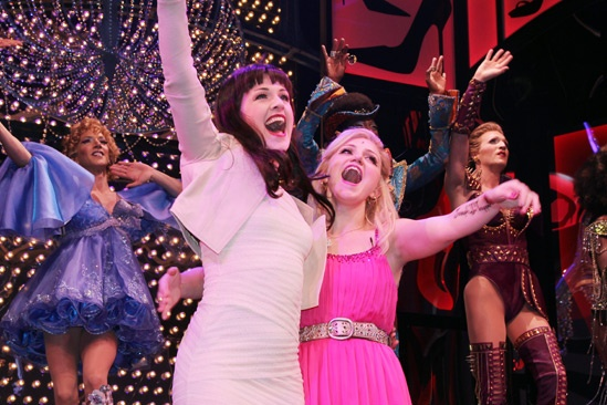 Kinky Boots- Celina Carvajal  Annaleigh Ashford