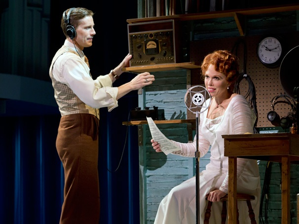 Show Photos - Scandalous - Andrew Samonsky - Carolee Carmello