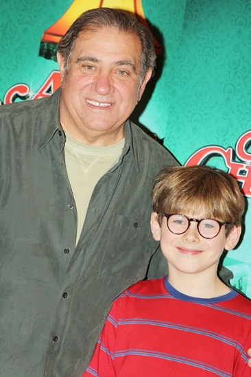 'A Christmas Story' Meet and Greet — Dan Lauria — Johnny Rabe