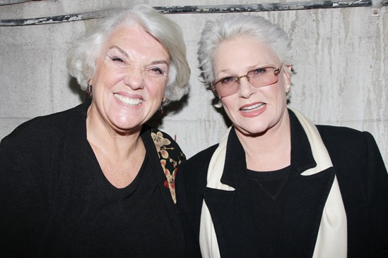 Grace- Tyne Daly -Sharon Gless