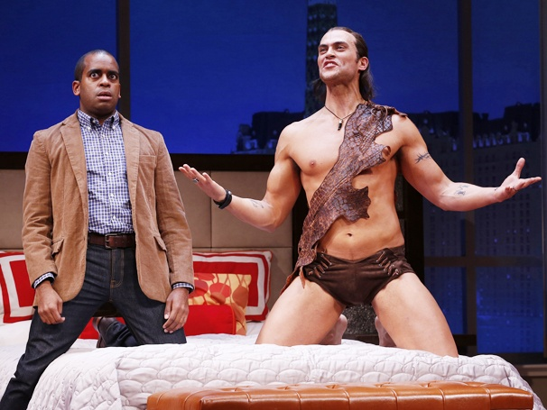 Show Photos - The Performers - Daniel Breaker - Cheyenne Jackson