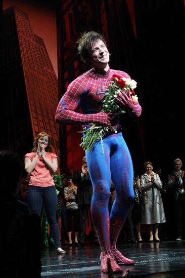 Spider-Man - Matthew James Thomas Farewell - Matthew James Thomas