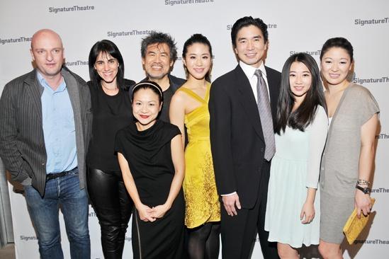 Golden Child – Opening Night – Matthew Maher – Leigh Silverman – Julyana Soelistyo – David Henry Hwang – Lesley Hu – Greg Watanabe – Annie Q. – Jennifer Lim