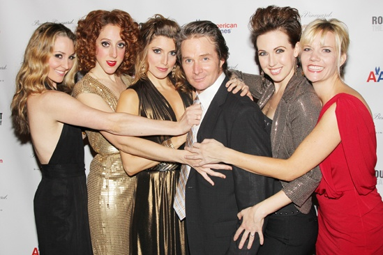 'Mystery of Edwin Drood' Opening Night — Shannon Lewis — Alison Cimmet — Janine DiVita — Peter Benson — Kiira Schmidt — Jennifer Foote
