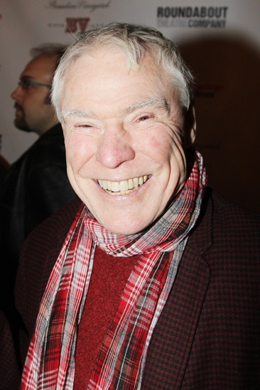 'Mystery of Edwin Drood' Opening Night — Jacques d'Amboise