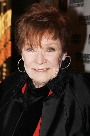 'Mystery of Edwin Drood' Opening Night — Polly Bergen