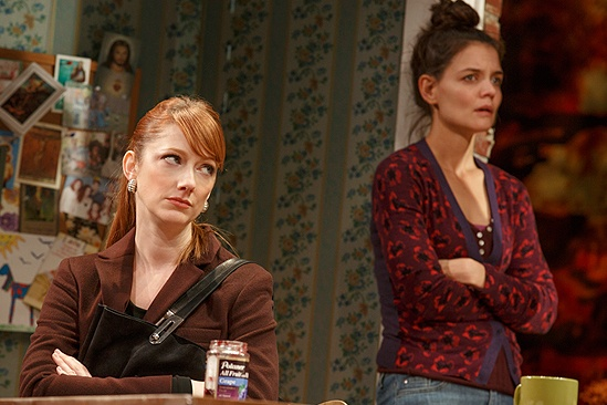 Dead Accounts - Judy Greer - Katie Holmes