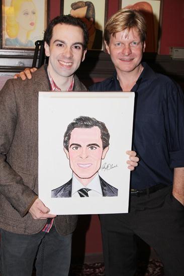 Chaplin – Rob McClure Sardis – Rob McClure – Christopher Curtis
