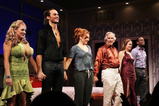 The Performers - opening night - full cast
