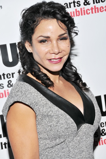 'Giant' Opening Night — Daphne Rubin-Vega