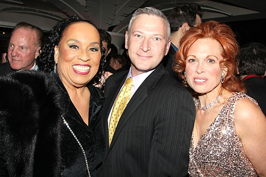 Scandalous- Roz Ryan-  Jeffrey Finn- Carolee Carmello