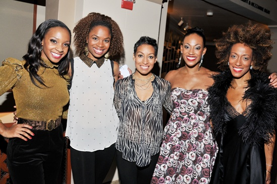 Cotton Club Parade- Candice Monet McCall- Erin N. Moore- Monique Smith- Marielys Molina- Karine Plantadit