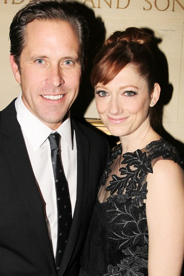'Dead Accounts' Opening Night — Dean Johnsen — Judy Greer