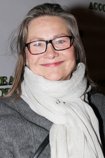 'Dead Accounts' Opening Night — Cherry Jones