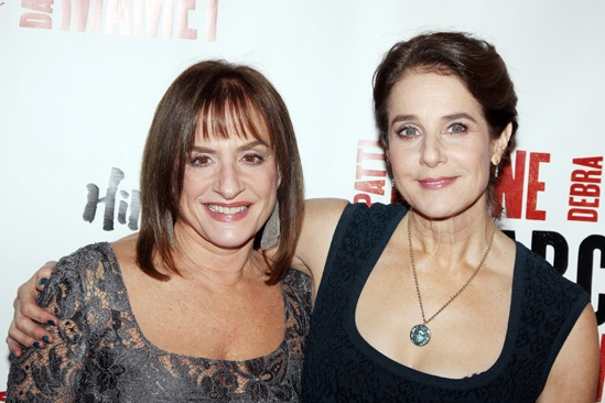 The Anarchist- Patti LuPone – Debra Winger