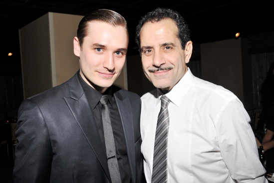 Golden Boy  opening night  Seth Numrich  Tony Shalhoub