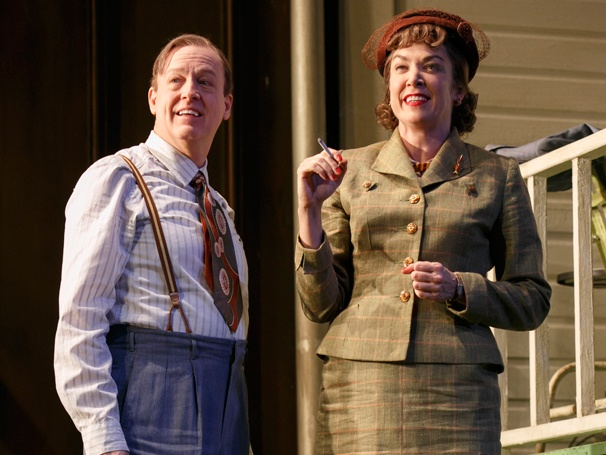 Show Photos - Picnic - Reed Birney and Elizabeth Marvel