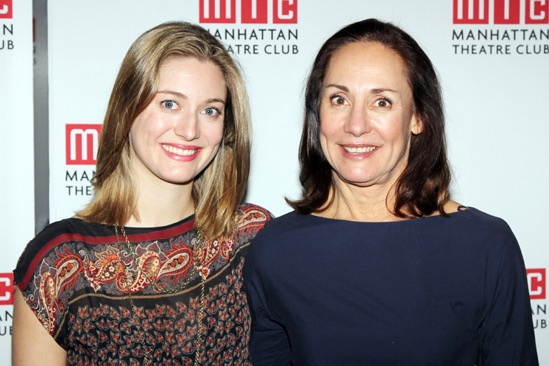 The Other Place – opening night – Zoe Perry – Laurie Metcalf