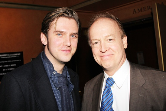 Picnic Opening Night  Dan Stevens  Reed Birney