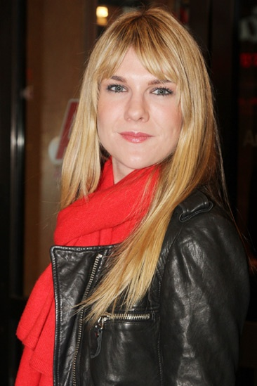 'Picnic' Opening Night — Lily Rabe