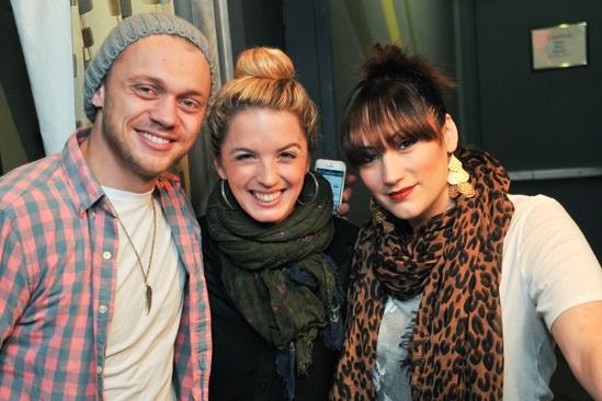 Caissie Levy Album Release- Matt DeAngelis - Kacie Sheik- Eden Espinosa